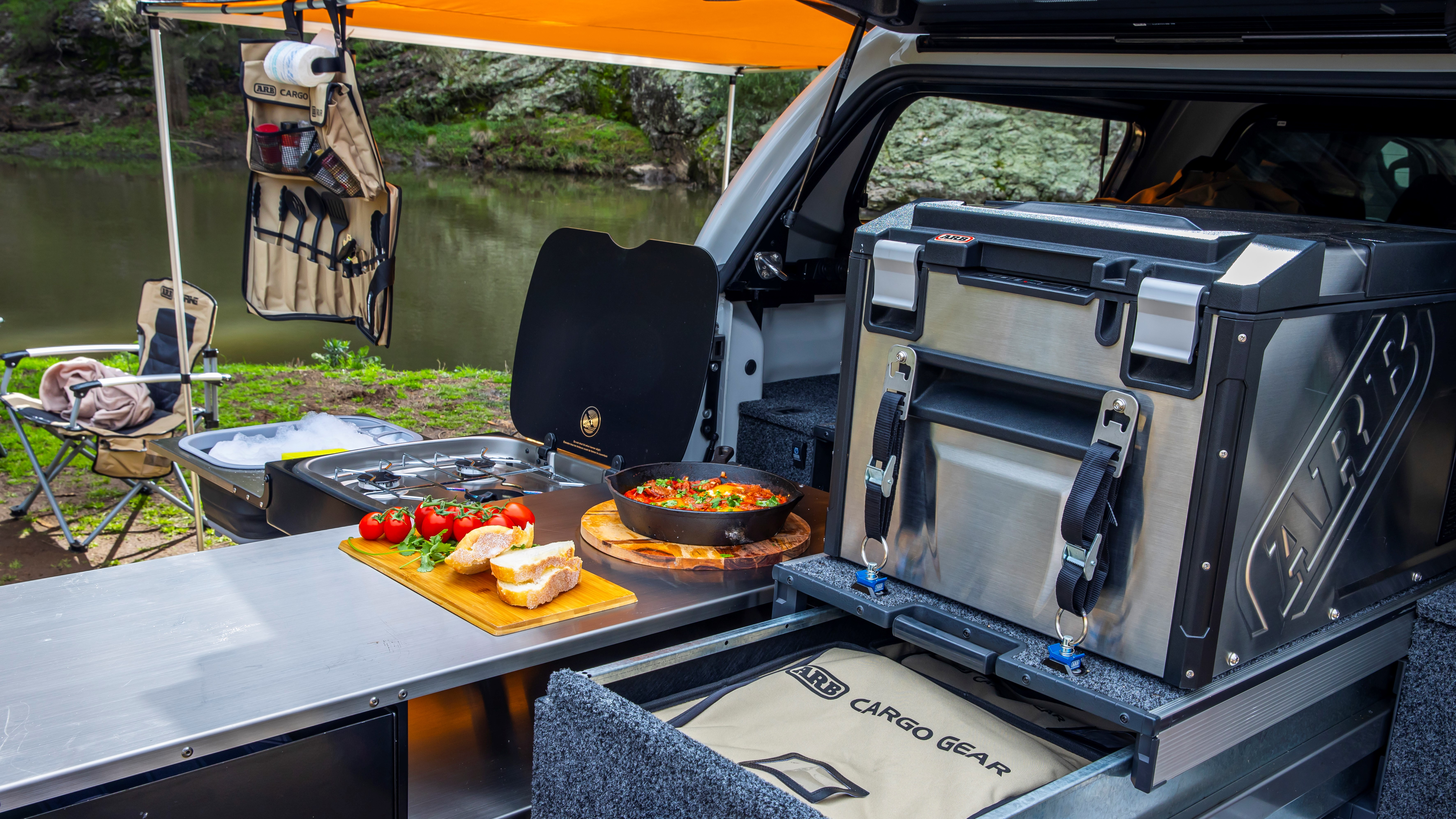 ARB Slide Kitchen